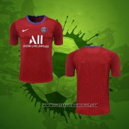Camiseta Paris Saint-Germain Portero 2020-2021 Rojo
